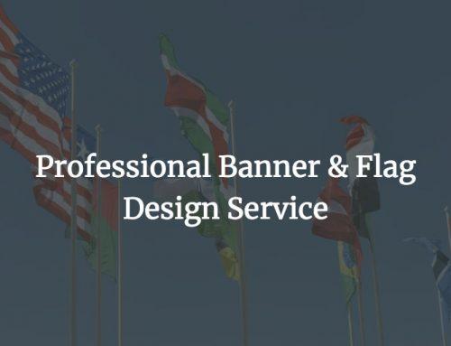 Professional Banner & Flag Design Service