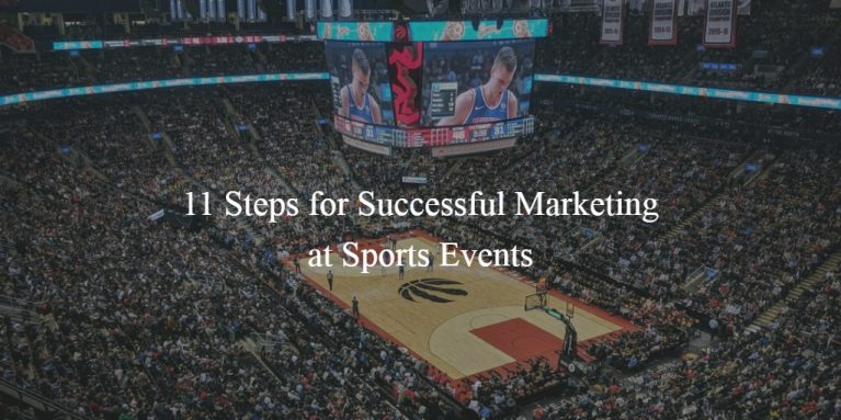 marketing at sports events