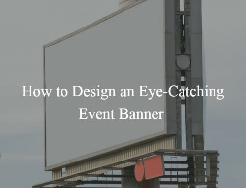How to Design an Eye-Catching Event Banner
