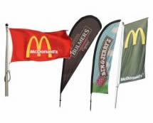 Branded Flags