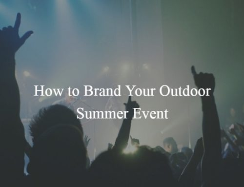 How to Brand Your Outdoor Summer Event